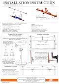 FD1.5 Installation instruction