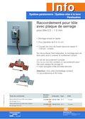 AV 8 Information sur le produit