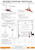 ZBLT15 Instructions d'installation