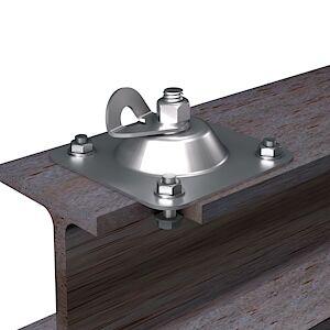 EAP Standard auf Grundplatte Stahl