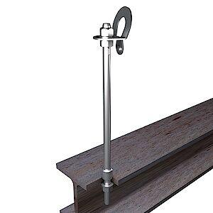 EAP gebogen BS 16mm auf Stahl
