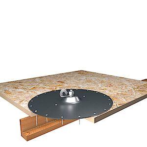 EAP Standard auf Grundplatte Holz - OSB-Platten