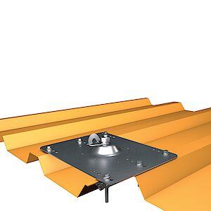 EAP Standard Platte auf Trapezblech