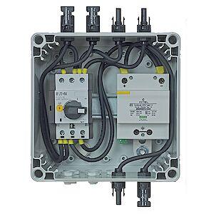 Generatorenanschlusskasten PV