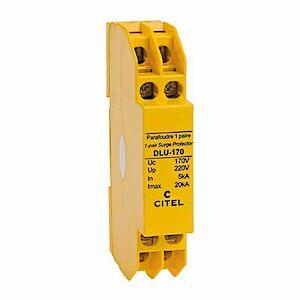 Telefon-/DSL-Schutz DLxx - Typ 3