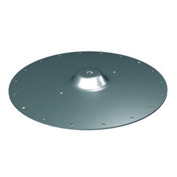 Grundplatte für OSB-Platten
